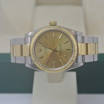 Rolex Oyster Perpetual Stahl/Gold N-Serie aus 1991