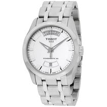 Tissot Couturier Automatic Stainless Steel Men's Watch...