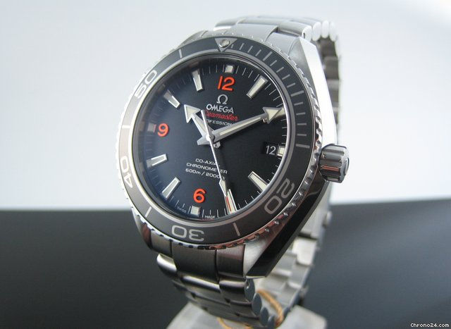 Omega Seamaster Planet Ocean 232.30.42.21.01.003