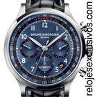 Baume & Mercier Capeland Chronograph Blue