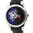 Perrelet Diamond Ruby Flower Automatic Stainless Steel