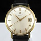 Cyma Vintage Automatic 18K Solid Gold
