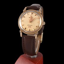 Omega seamaster xvi automatic yellow gold men size