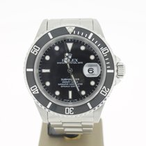 Rolex Submariner Date (B&ServicePaper2011) 1989 40mm Steel