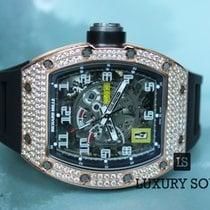 Richard Mille RM030 Rose Gold Set Diamonds