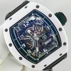 Richard Mille RM030 LeMans Classic Limited Edition White Ceramic