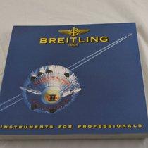 Breitling Katalog Catalogue Für Breitling Uhren 2000 Mit...