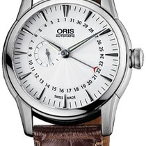 Oris Artelier Small Second Pointer Date 744.7665.4051.LS