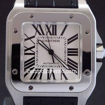 Cartier Santos 100 XL Full set LNIB W20073X8