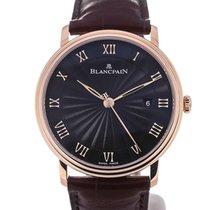Blancpain Villeret 40 Automatic Leather