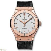 Hublot Classic Fusion Automatic 18K King Gold Men's Watch