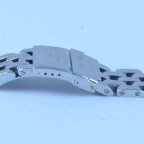 Breitling Pilot Armband 22mm Crosswind Stahl/stahl 354a...