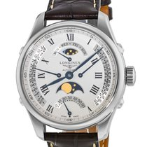 Longines Master Collection Men's Watch L2.738.4.71.3