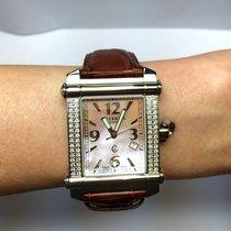 Charriol Genéve Ss Mens Watch Factory Diamonds & Certifica...