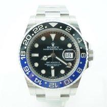 Rolex GMT-Master II BATMAN 116710 BLNR