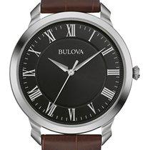 Bulova Men's 96A184 Classic Watch