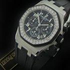 Audemars Piguet Royal Oak Offshore Diamond Black 26048