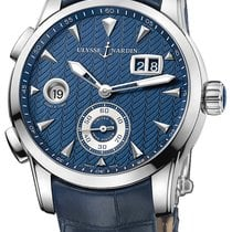 Ulysse Nardin DUAL TIME 42 MM - 100 % NEW - FREE SHIPPING