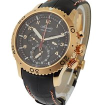 Breguet 3880BR/22/9XV Type XXII Transatlantique in Rose Gold -...
