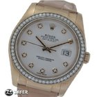 Rolex oyster pepetual date just
