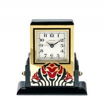 Cartier Pendulette Basculante Art Deco Tischuhr mit Weckfunkti...