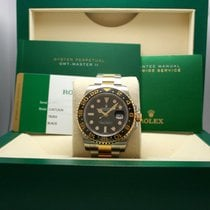 Rolex GMT-Master II Steel and Gold
