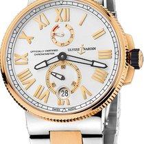 Ulysse Nardin Marine Chronometer Manufacture 1185-122-8M-41