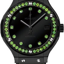 Hublot Classic Fusion Shiny Ceramic 38mm 565.CX.1210.VR.1222