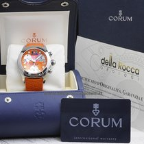 Corum Bubble Chronograph Orange 396.150.20