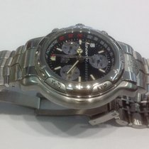 TAG Heuer Hakkinen chronograph limited edition 0169/2000 steel