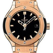 Hublot Classic Fusion Quartz King Gold