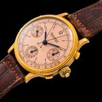 Eberhard & Co. Eberhard The yellow gold Split-second...