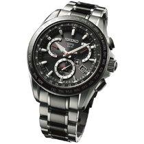 Seiko Herrenuhr Astron GPS Dual Time SSE041J1