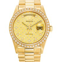 Rolex Watch Day-Date 18348