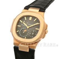 Patek Philippe Nautilus Moonphase Power Reserve 40MM Pink Gold...