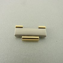 Omega Constellation Armbandglied Glied Stahl/gold 18 Mm...