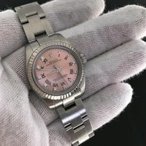 Rolex Oyster Perpetual 176234 Diamond Dial 'm' Serial...