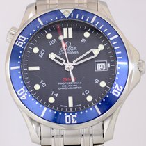 Omega Seamaster Diver 300 m James Bond Co-Axial 41mm GMT Top