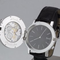 Piaget Altiplano Double Jeu XL Mechanical, 2 Cases, White...