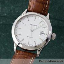 Eberhard & Co. Aiglon Automatik Edelstahl Herrenuhr 41116