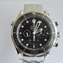 Omega Seamaster 300 m Chronograph GMT 44 mm