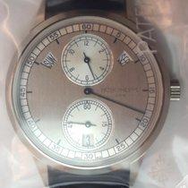 Patek Philippe Annual Calendar Regulator White Gold Single...