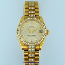 Rolex Datejust Midsize 178288 Pre-Owned