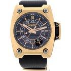 Wyler Men's Wyler Code-R GMT 18K Rose Gold Watch 200.2.00....