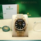 Rolex Day-Date 40 Yellow Gold