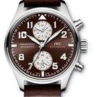 IWC Pilots Watch Chronograph Edition Antoine de Saint Exupery...