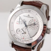 Jaeger-LeCoultre Master Geographic Stahl
