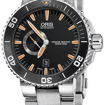 Oris Aquis Small Second Date Automatic