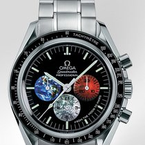 """Omega SPEEDMASTER MOONWATCH """"FROM MOON TO MARS"""""""
