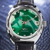 Citizen Vintage Stainless Steel Manual Japanese Mens Watch...